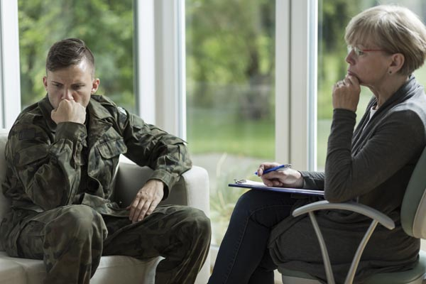 Family Advocacy Program by Family Advocate or Military Protective Order