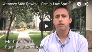 Family Testimony Video