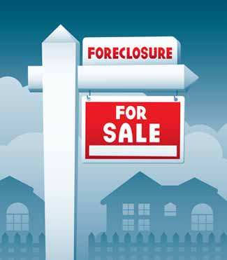 A Typical Foreclosure