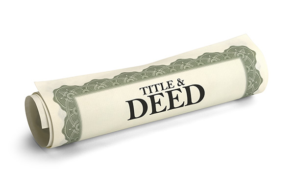 Property Deed - Deeds