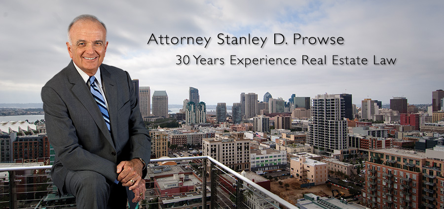 Real Estate Attorney Stanley D. Prowse