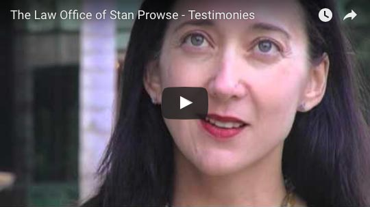 Testimony Video Stan Prowse