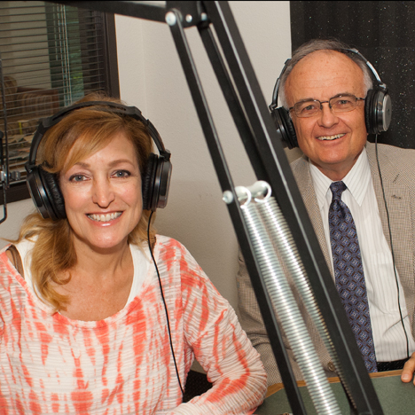 Stan Prowse with Andrea Kaye - Financial News and Talk Radio.